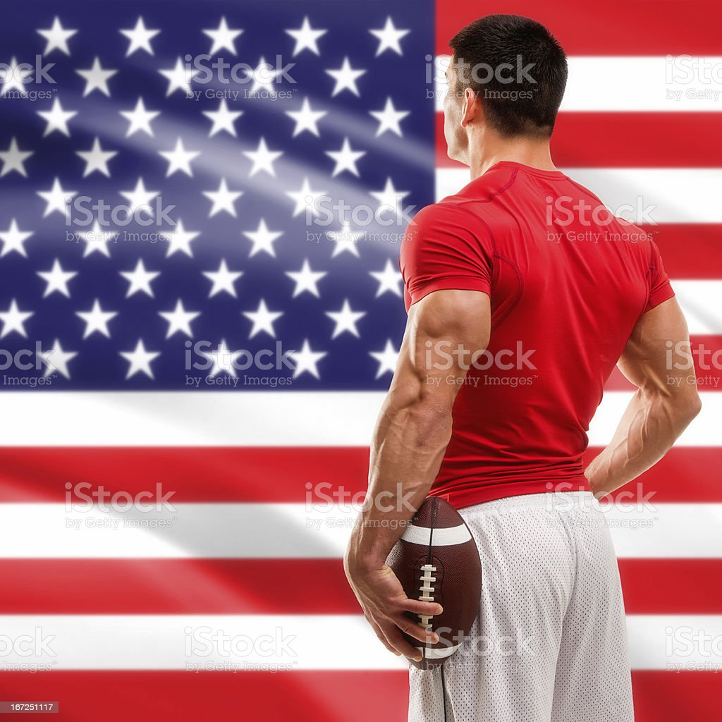 Standing Tall royalty-free stock photo