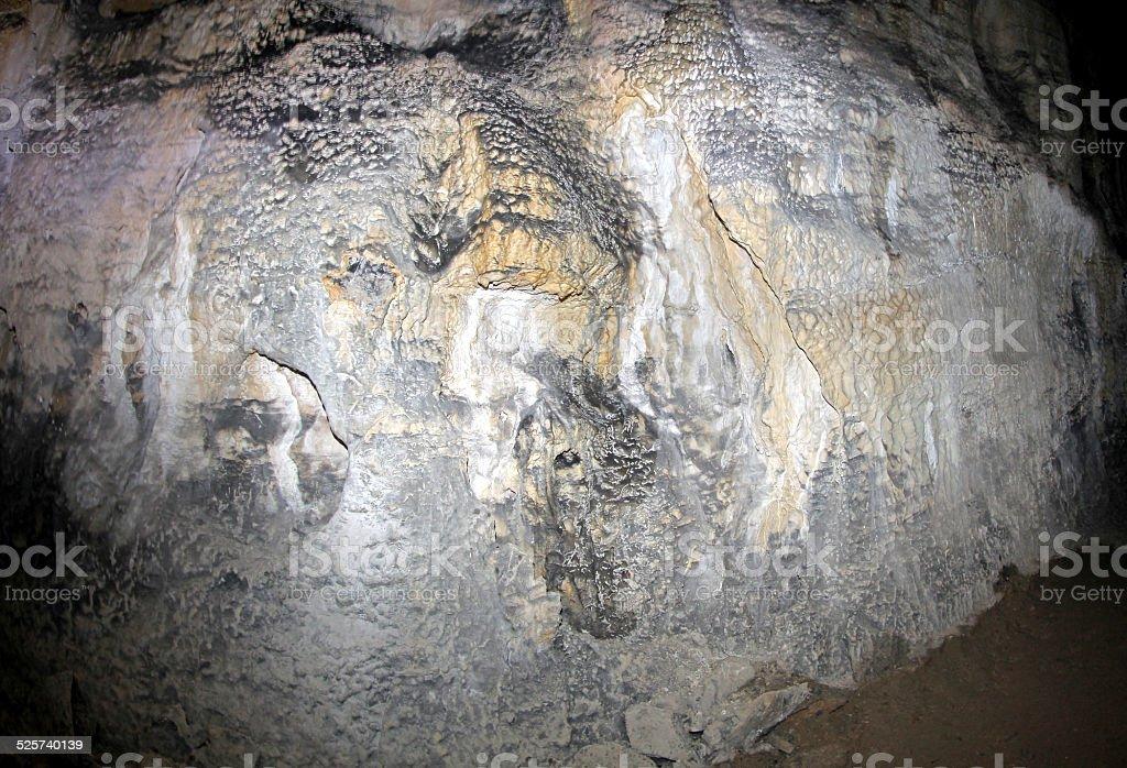 Stanisovska cave, Slovakia stock photo