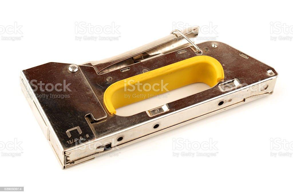 Staple Gun stock photo