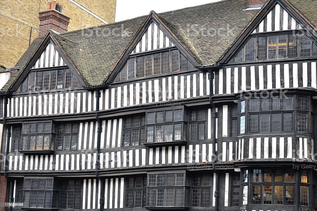 Staple House London stock photo