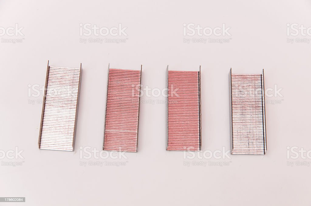 staples royalty-free stock photo