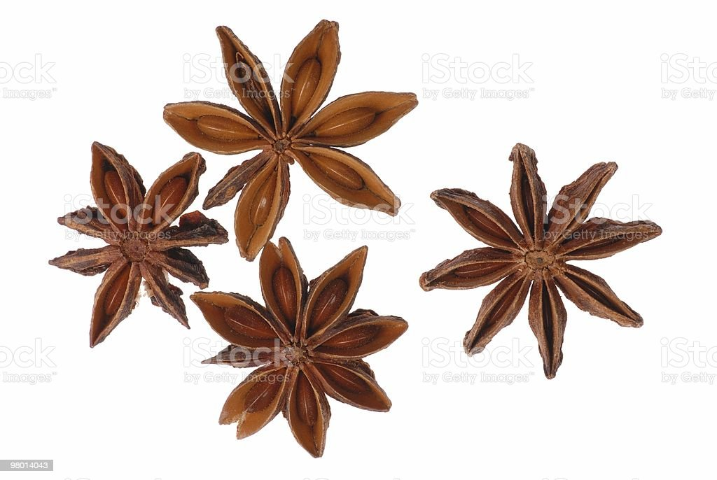 Star Anise royalty-free stock photo