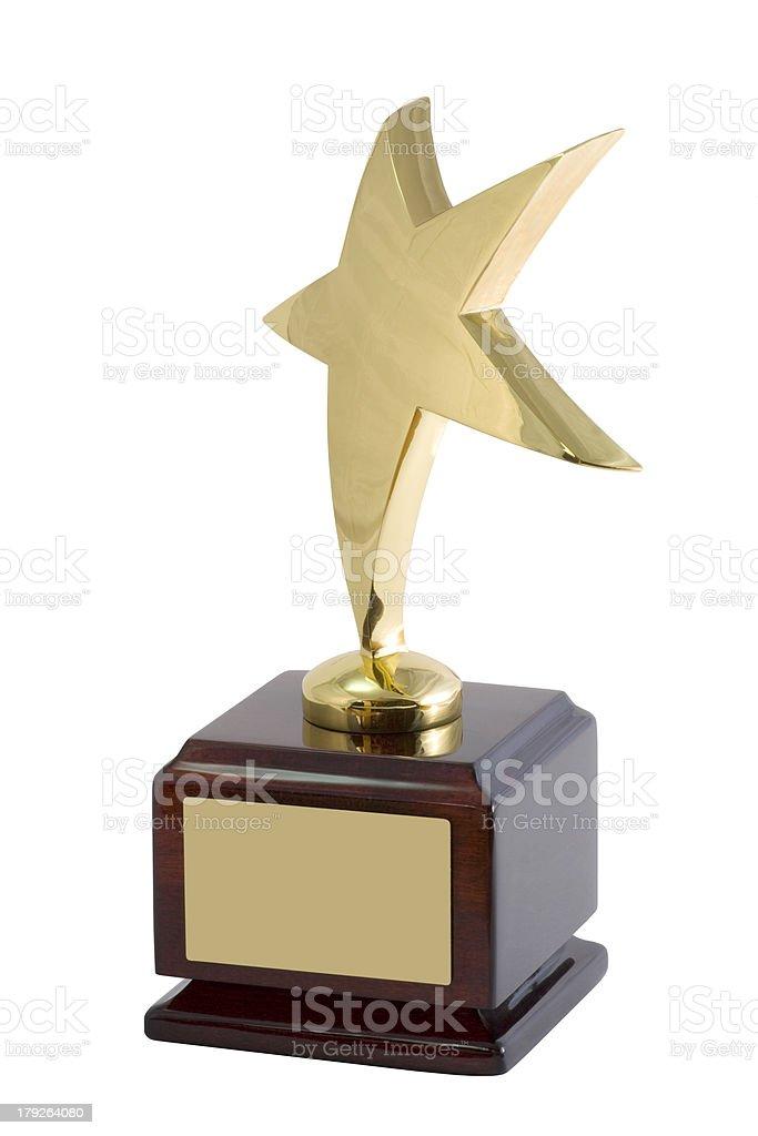 star award stock photo