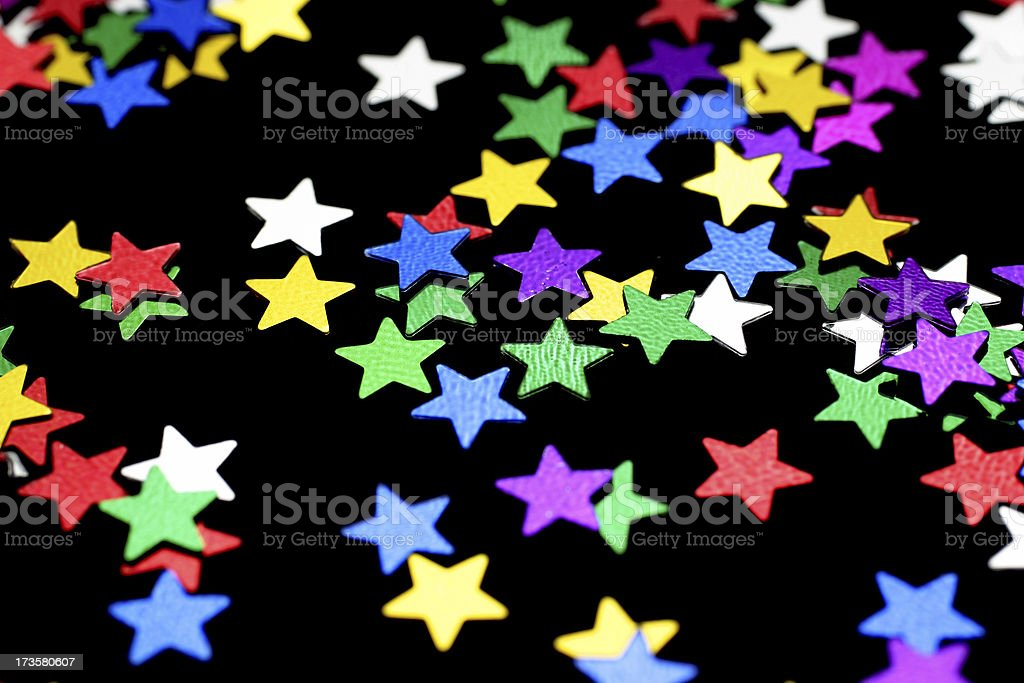 Star Beads royalty-free stock photo