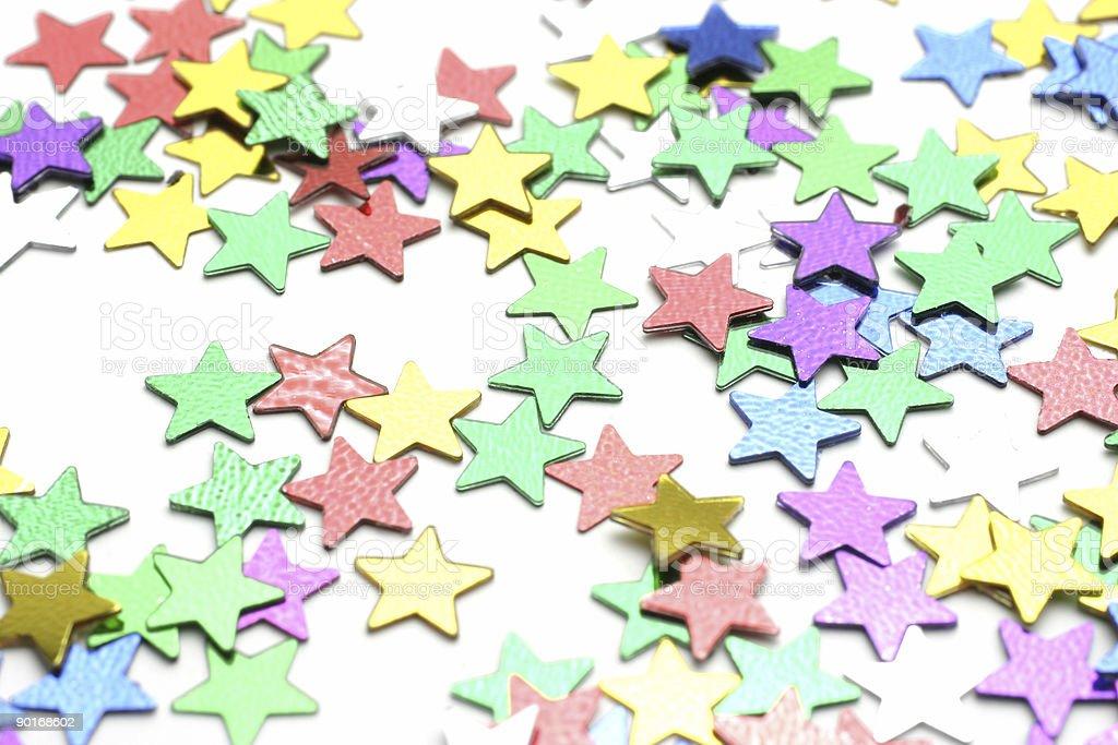 Star Beads royalty-free stock photo