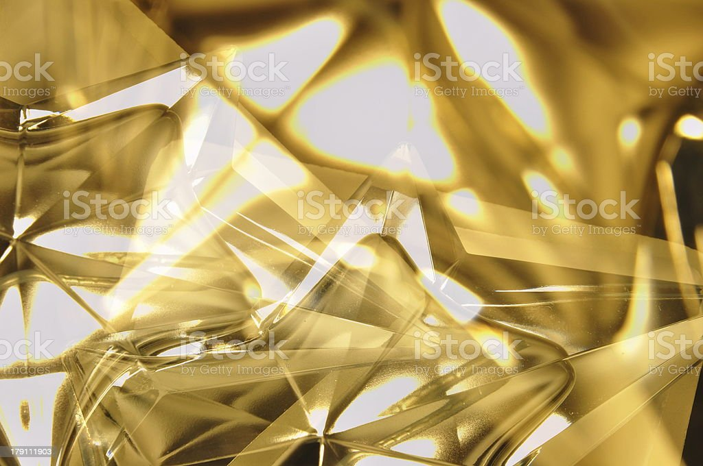 star crystal texture royalty-free stock photo