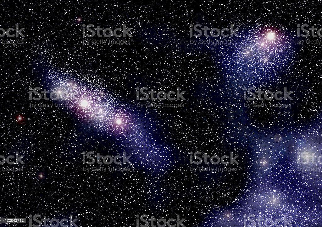 star field royalty-free stock photo