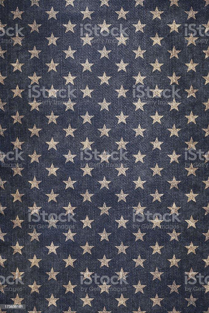 Star Grunge Background stock photo