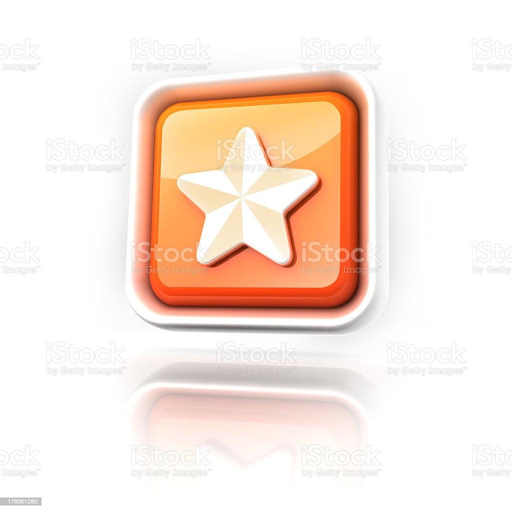 star icon royalty-free stock photo