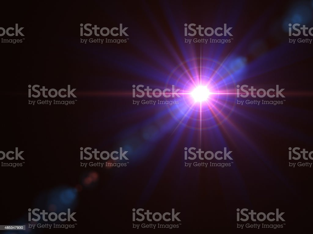 Star Light stock photo