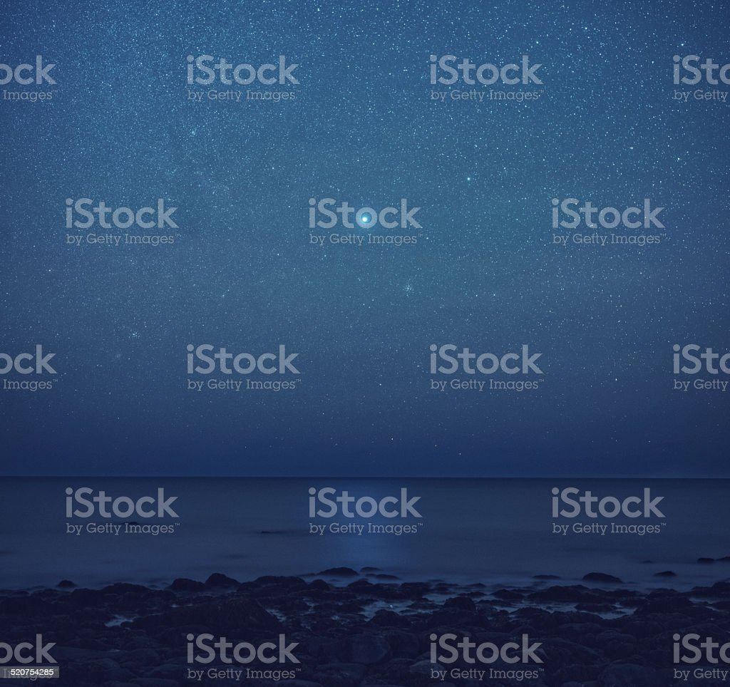 Star of the Atlantic stock photo