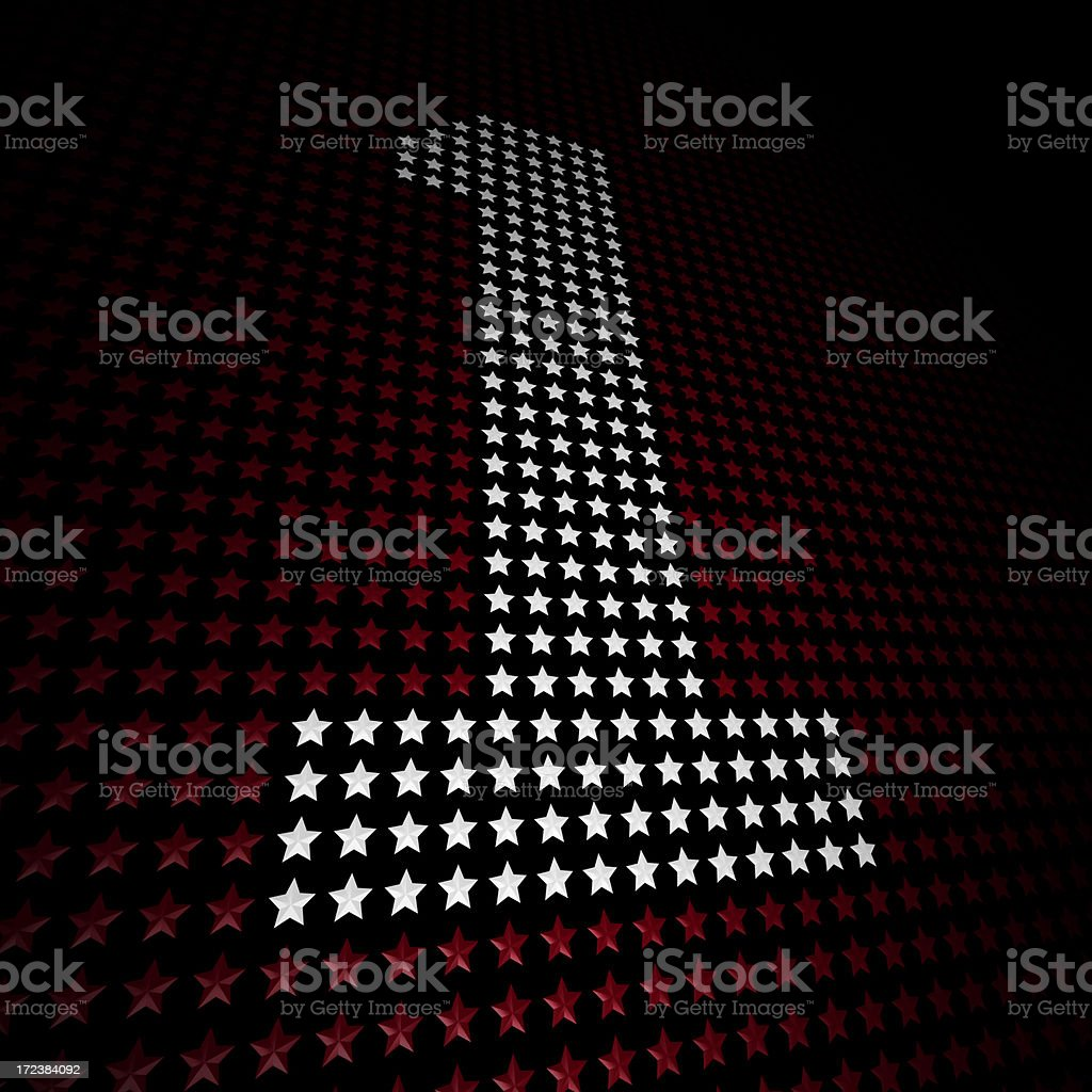 star one royalty-free stock photo
