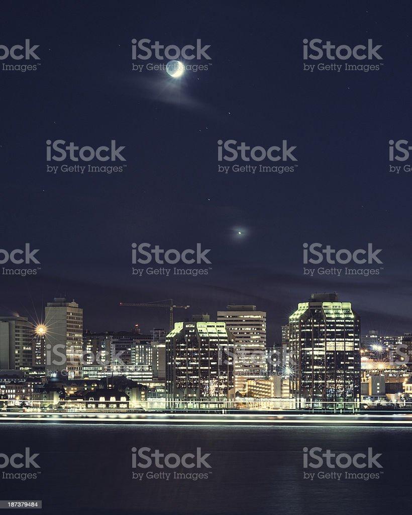 Star Studded Skies stock photo