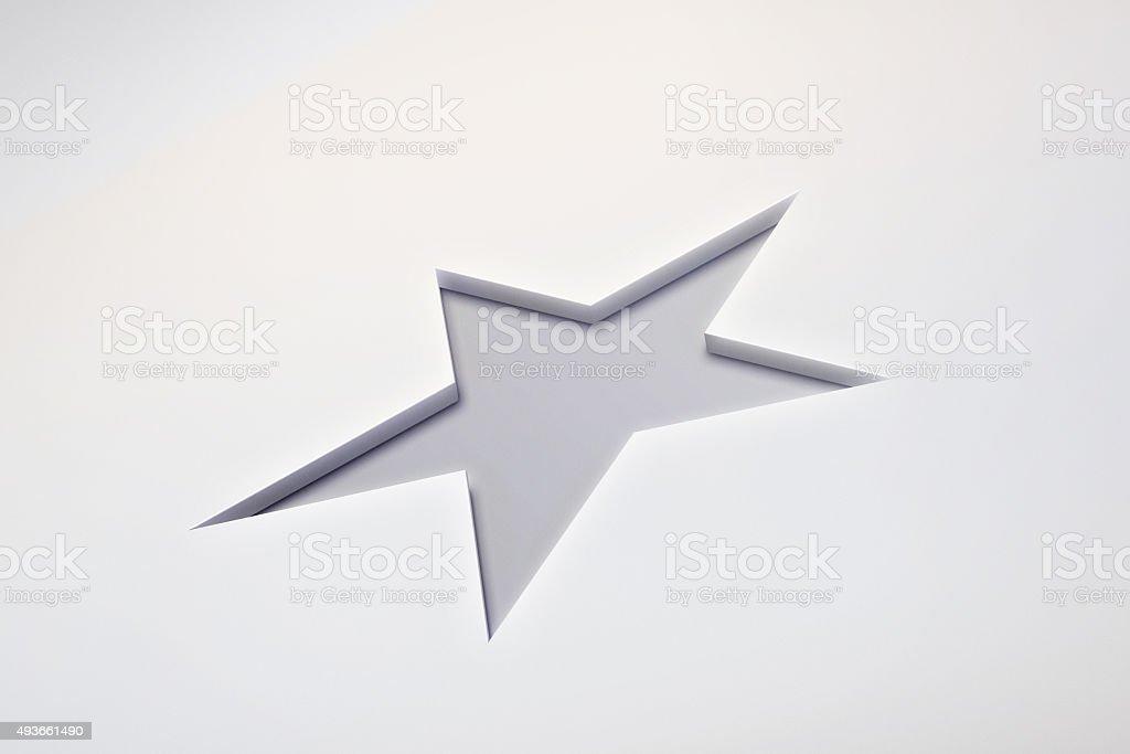 Star Symbol stock photo