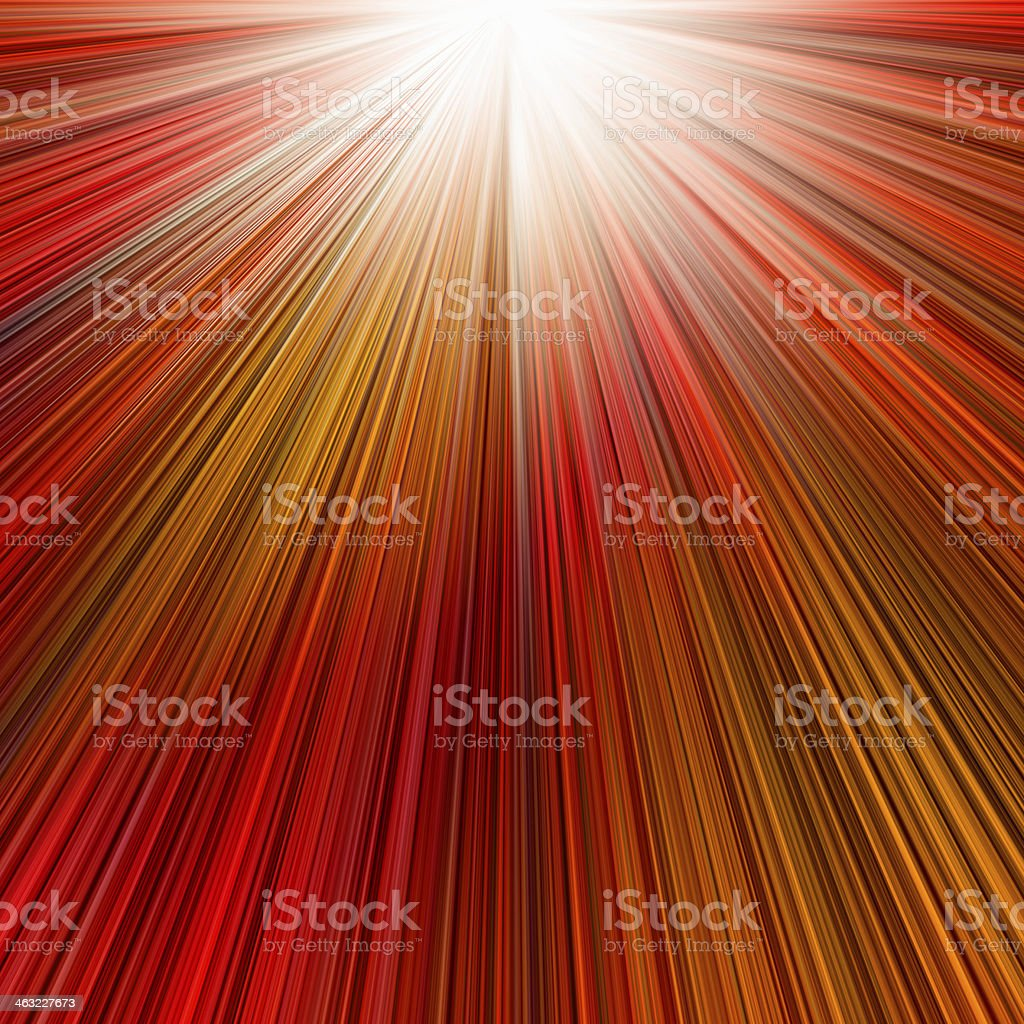 Starburst royalty-free stock photo