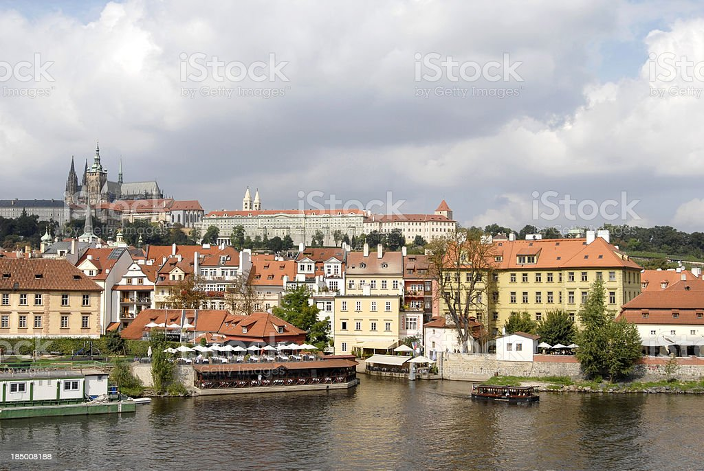 Stare Mesto (Old Town), Prague, Czech Republic royalty-free stock photo