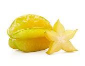 starfruit and slice