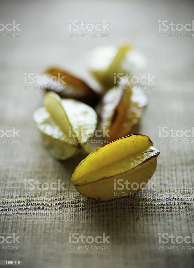 starfruit_carambola stock photo