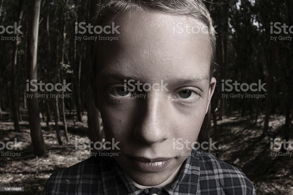 Staring you in the eyes royalty-free stock photo