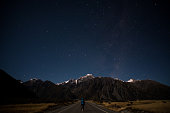 Starry Skies in Mount Cook National Park