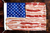 Stars and bacon