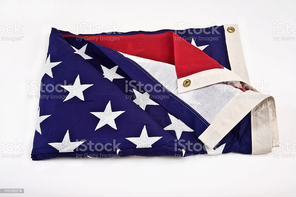Stars and Stripes Forever stock photo