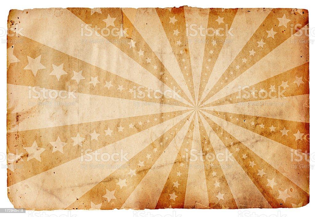 Stars and Stripes Paper XXXL stock photo