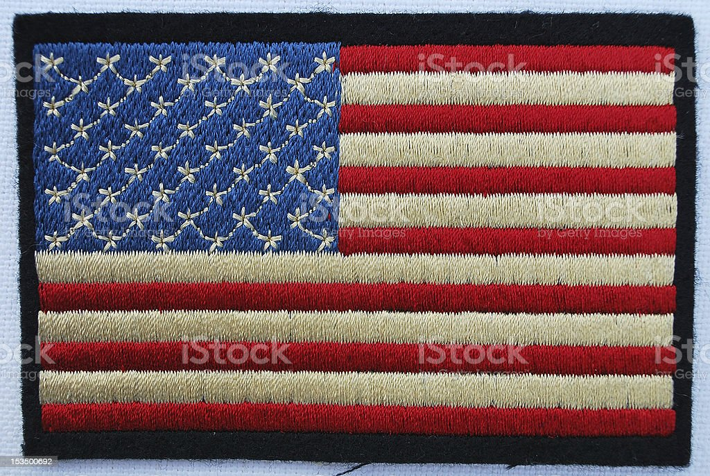 stars and stripes royalty-free stock photo