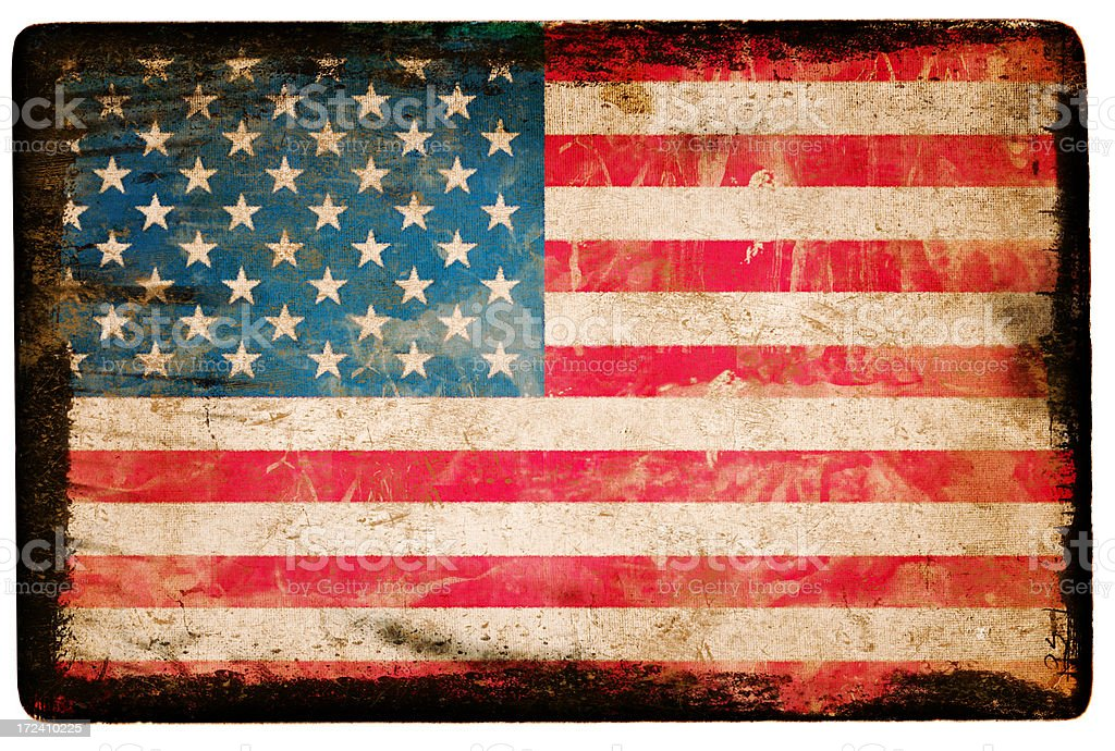 Stars and Stripes XXL stock photo