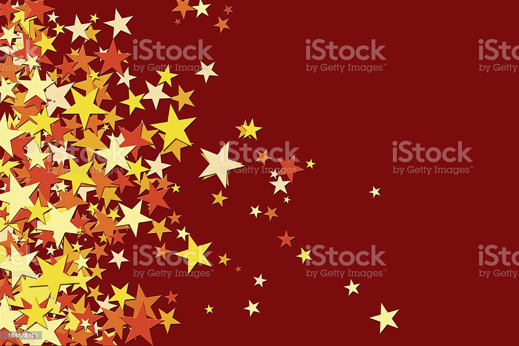 Stars Background royalty-free stock photo