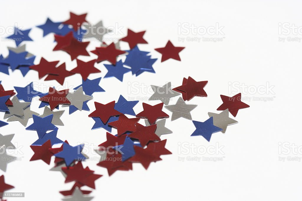 Stars royalty-free stock photo