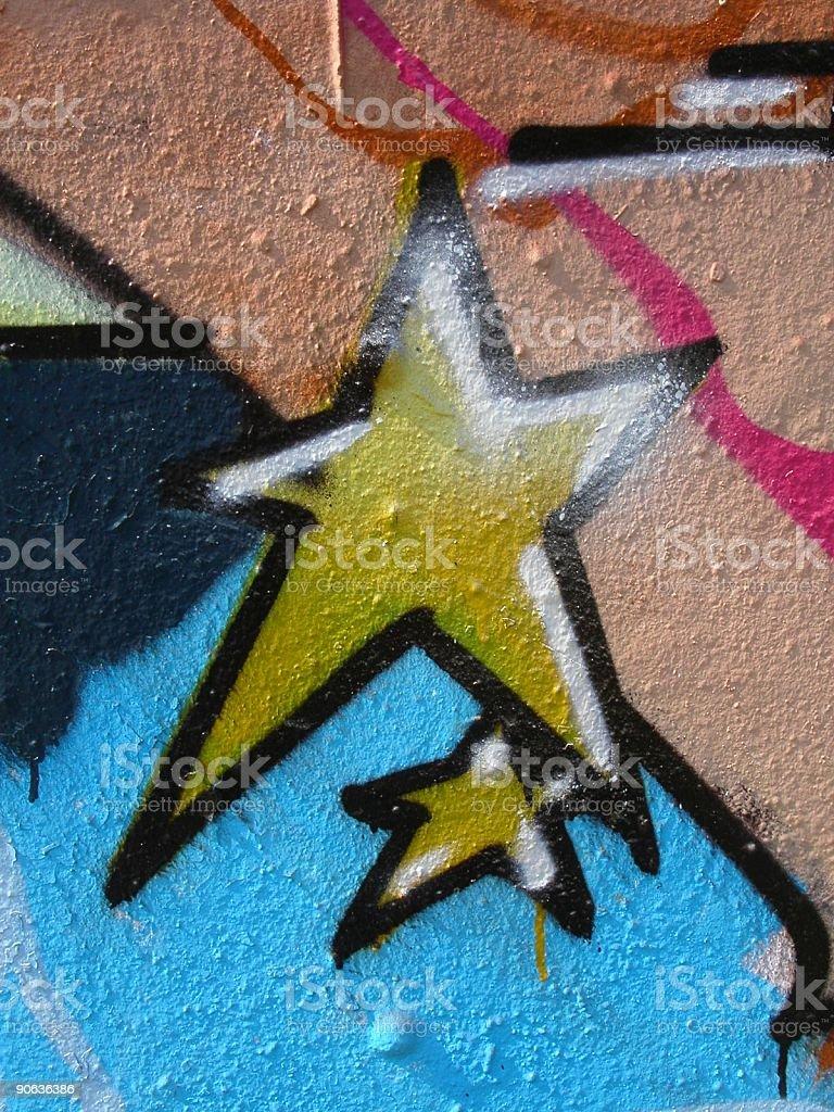 Stars royalty-free stock photo