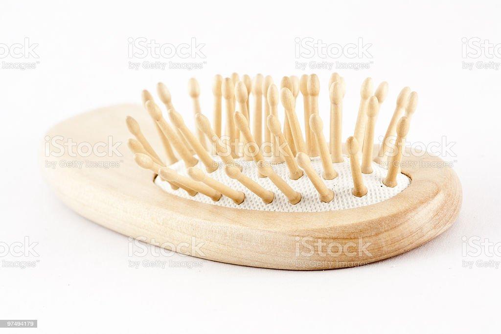 Start brushing! stock photo