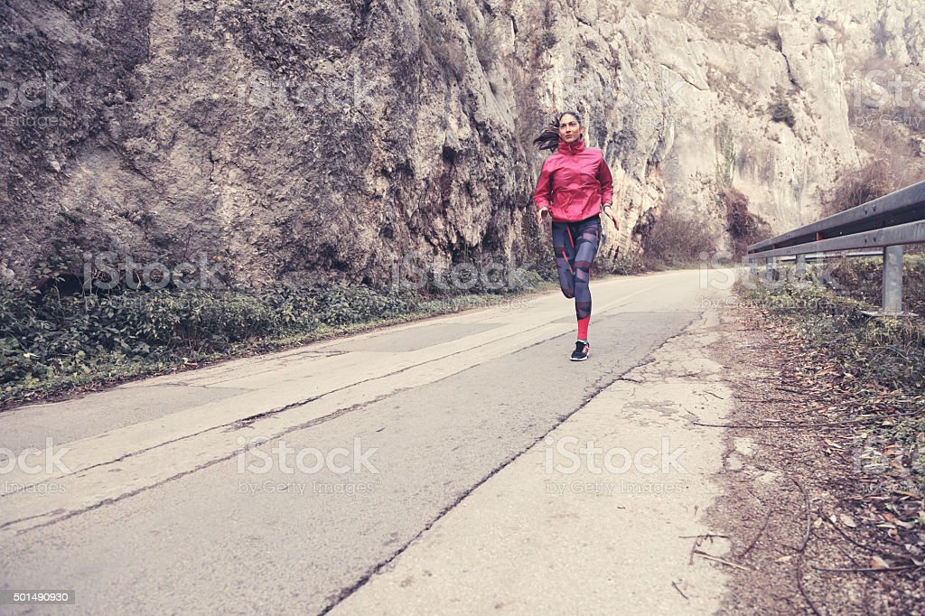 Start Fresh, Train Hard, Live Healthy And Be Proud. stock photo