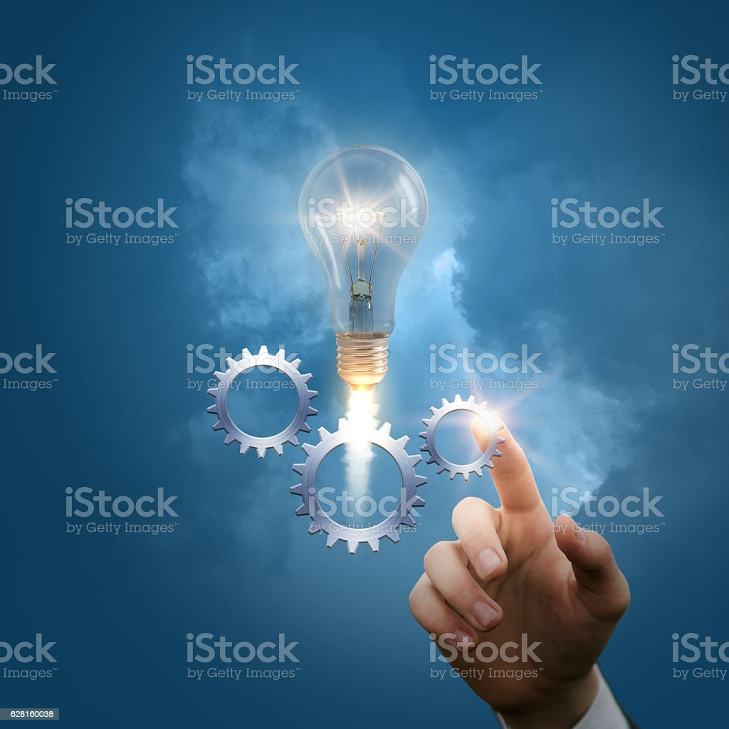 Start up new business project stock photo