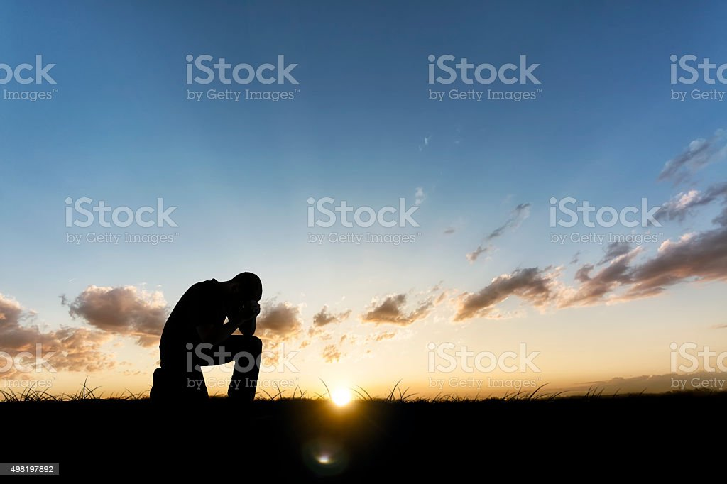Starting a New Day stock photo