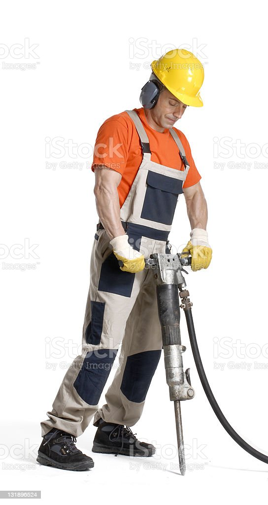Starting to build. royalty-free stock photo
