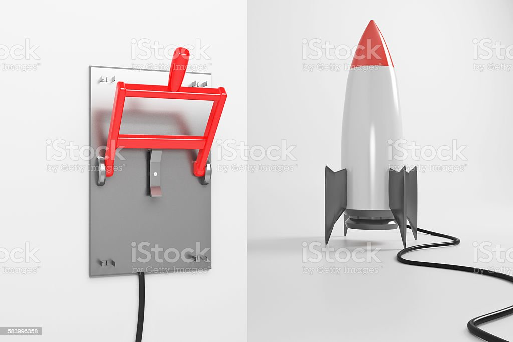 Startup concept stock photo