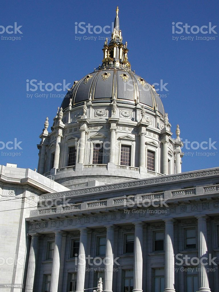 State Capitol Building stock photo