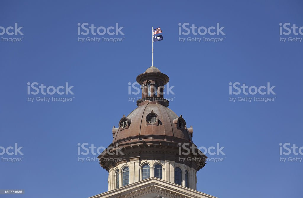 State House royalty-free stock photo