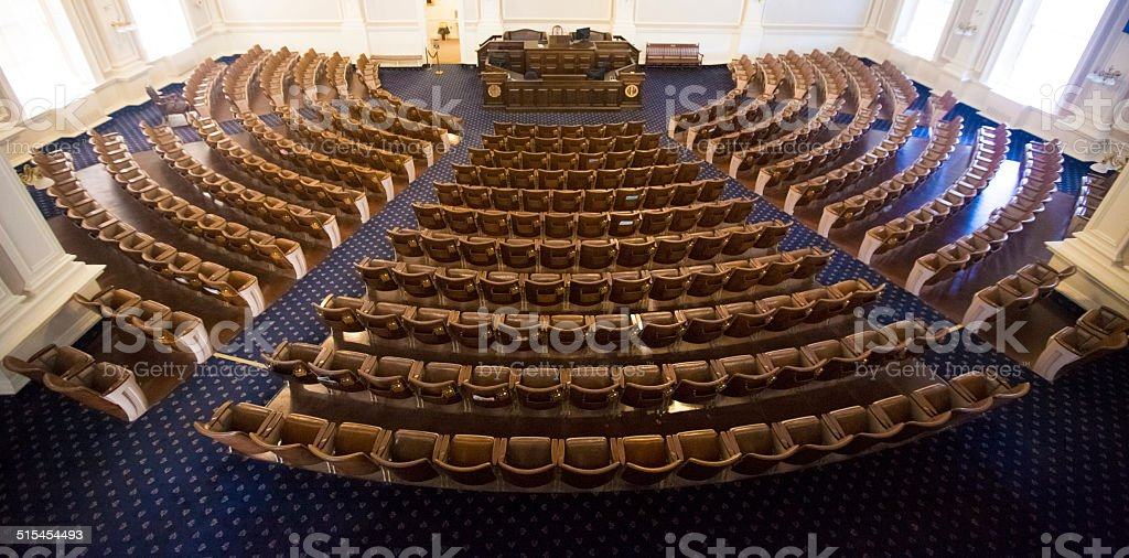 State Legislature stock photo