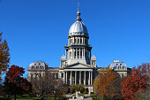 State of Illinois Capital Building