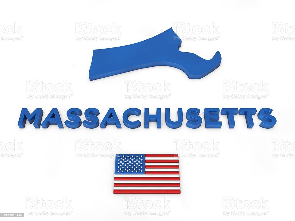 USA, State of Massachussets stock photo