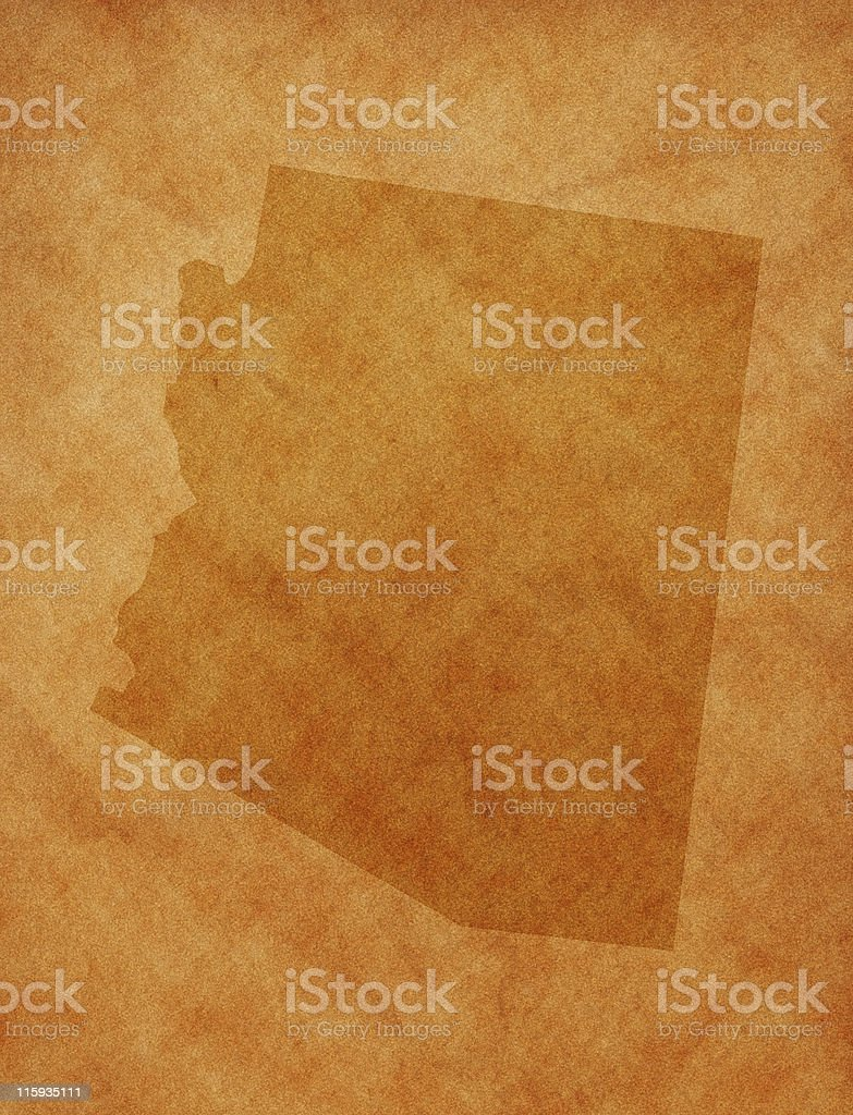 State series - Arizona royalty-free stock photo