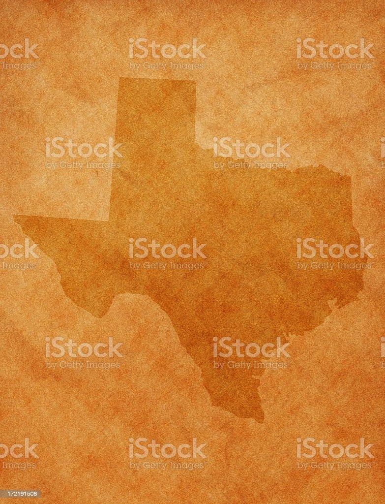 State series -  Texas stock photo