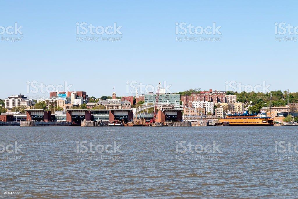 Staten Island, New York City stock photo