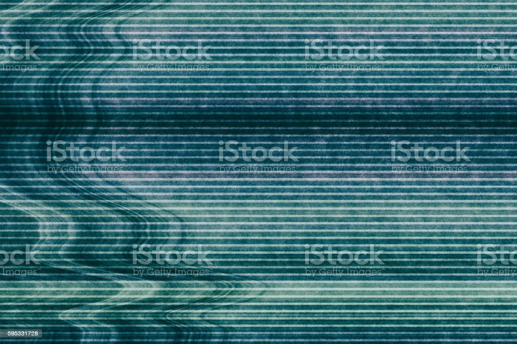 TV Static stock photo