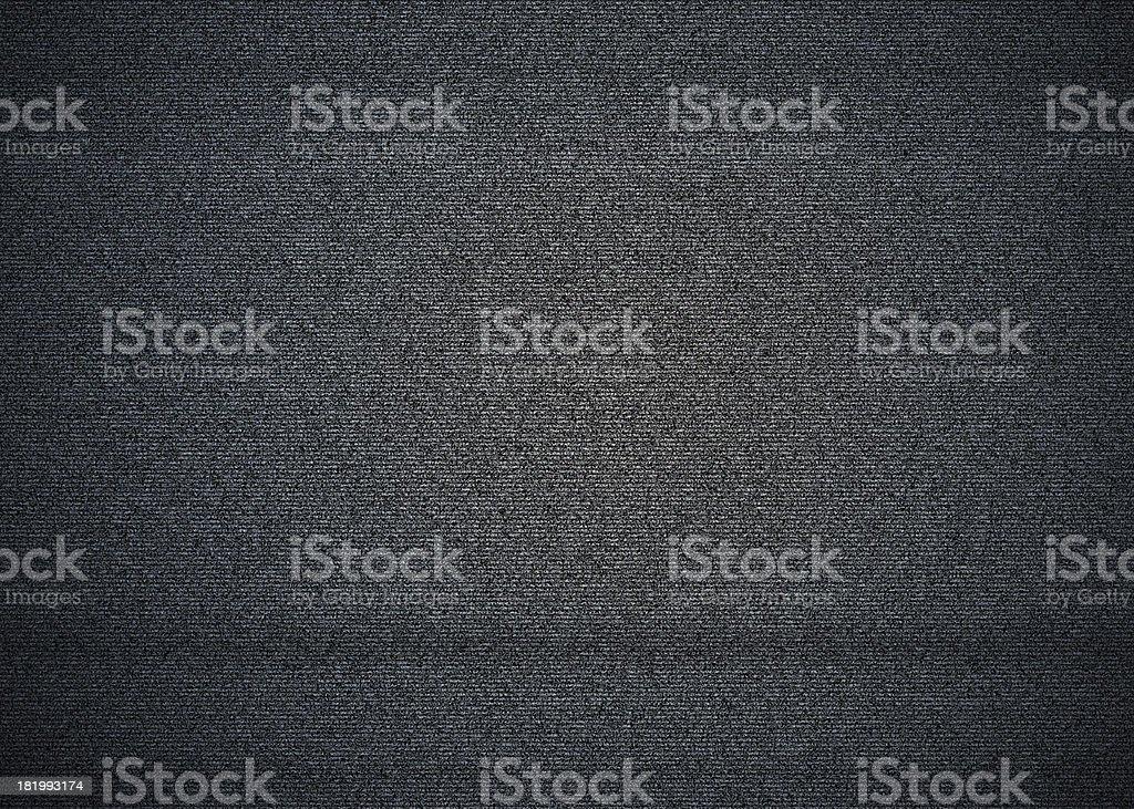 TV Static - White Noise stock photo