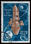 station 'Luna-10'