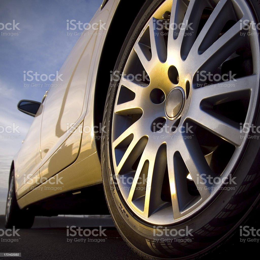 Stationary speed royalty-free stock photo